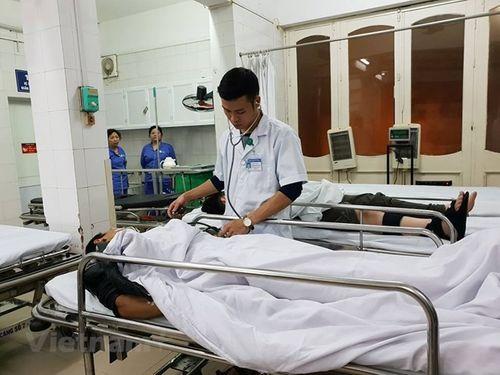Gần 183.000 bệnh nhân khám, cấp cứu trong 7 ngày nghỉ Tết - Ảnh 1