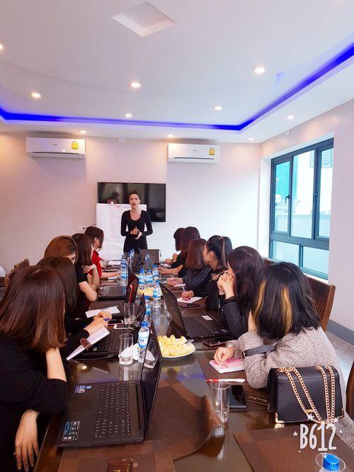 Tầm nhìn chiến lược trong ngày họp đầu năm của Thương hiệu Trang Eva - Ảnh 3