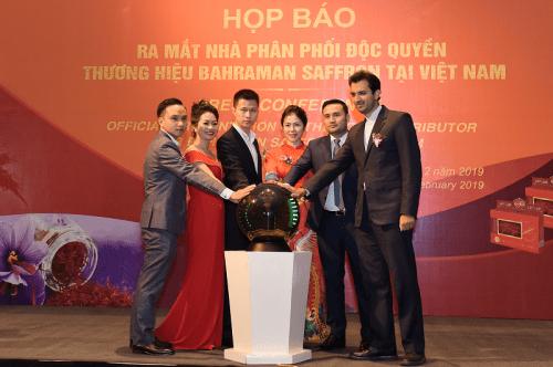 """""""Vàng đỏ"""" Saffron đã được phân phối chính thức tại Việt Nam - Ảnh 1"""