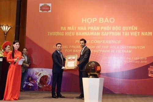 """""""Vàng đỏ"""" Saffron đã được phân phối chính thức tại Việt Nam - Ảnh 4"""