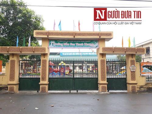 Bắc Ninh: Nghi vấn Công ty Hương Thành cung ứng thực phẩm không đảm bảo cho trường mầm non?  - Ảnh 1
