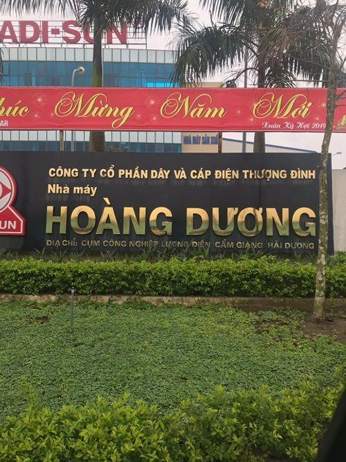 Cẩm Giàng (Hải Dương): Nhiều sai phạm ở Cụm công nghiệp Lương Điền  - Ảnh 3