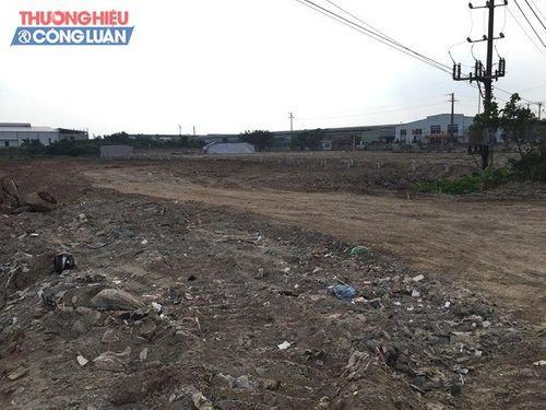 Văn Lâm (Hưng Yên): Dự án chưa có ĐTM, Công ty Trang Huy vẫn rầm rộ thi công? - Ảnh 1