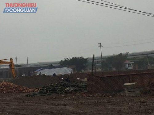 Văn Lâm (Hưng Yên): Dự án chưa có ĐTM, Công ty Trang Huy vẫn rầm rộ thi công? - Ảnh 2