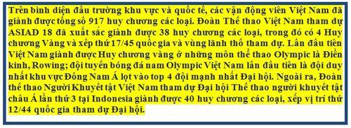 Kỷ niệm 73 năm ngày Thể thao Việt Nam (27/3/1946 – 27/3/2019) - Ảnh 4