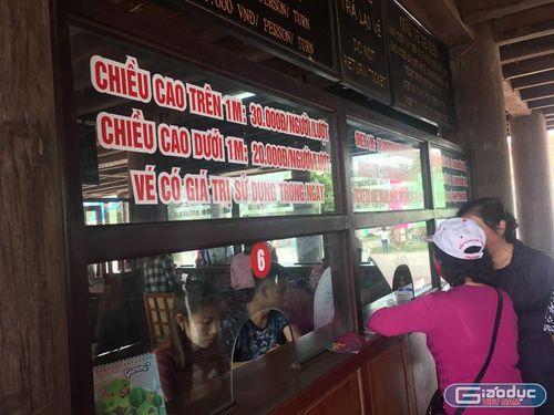 """Nở rộ các dịch vụ """"ăn theo"""" ở chùa Bái Đính - Ninh Bình, không tiền đố lễ được Phật? - Ảnh 2"""