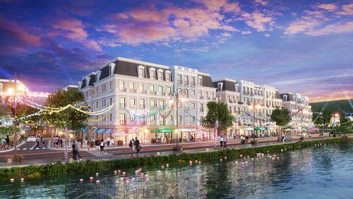 Đón tài lộc đầu năm với ưu đãi lớn khi đầu tư shophouse Nam Phú Quốc - Ảnh 1