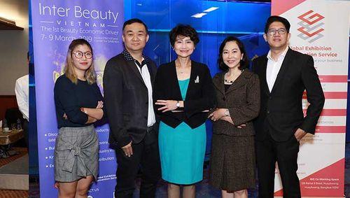 Thương hiệu mỹ phẩm Edally – Coréana hút khách trong ngày đầu của triển lãm Inter Beauty Vietnam - Ảnh 1