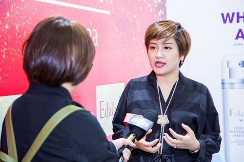 Thương hiệu mỹ phẩm Edally – Coréana hút khách trong ngày đầu của triển lãm Inter Beauty Vietnam - Ảnh 4