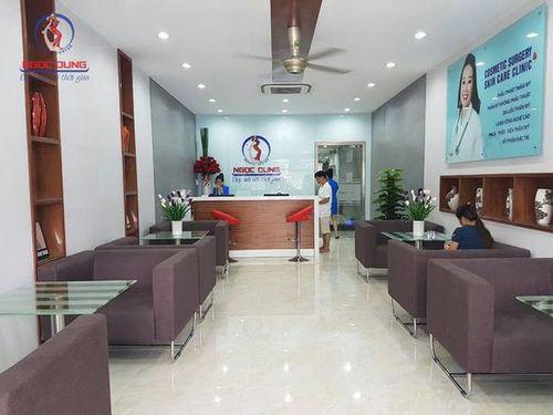 Làm đẹp tại Thẩm mỹ viện Ngọc Dung, một khách hàng phải nhập viện cấp cứu - Ảnh 1