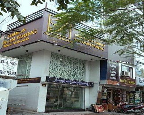 Thẩm mỹ viện Saigon Young bị xử phạt do hoạt động sai giấy phép - Ảnh 1