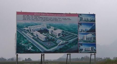 Bài 1 - Thanh Hóa: Được giao đất gần chục năm Công ty cổ phần Môi trường 27-7 vẫn chưa xây nổi móng bệnh viện - Ảnh 2