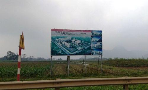 Bài 1 - Thanh Hóa: Được giao đất gần chục năm Công ty cổ phần Môi trường 27-7 vẫn chưa xây nổi móng bệnh viện - Ảnh 1