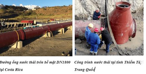 Gặp gỡ, trao đổi giao lưu kỹ thuật về ống thoát nước gang cầu - Ảnh 2
