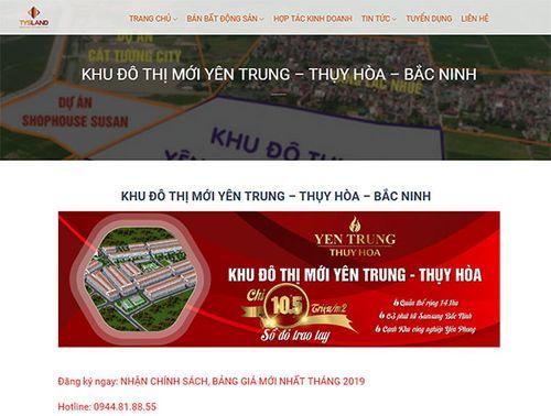 """Khu đô thị Yên Trung - Thụy Hòa - Bắc Ninh: Lách luật """"bán lúa non"""" - Ảnh 4"""