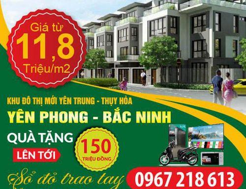 """Khu đô thị Yên Trung - Thụy Hòa - Bắc Ninh: Lách luật """"bán lúa non"""" - Ảnh 5"""