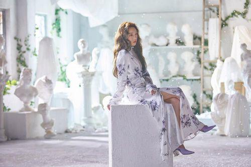 Tae Yeon đẹp tựa nữ thần trong MV mới - Ảnh 3