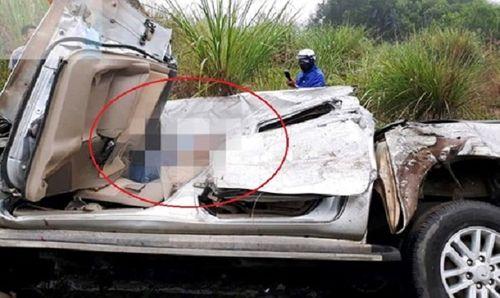 Nghệ An: Va chạm kinh hoàng trên quốc lộ 48, tài xế tử vong tại chỗ - Ảnh 2