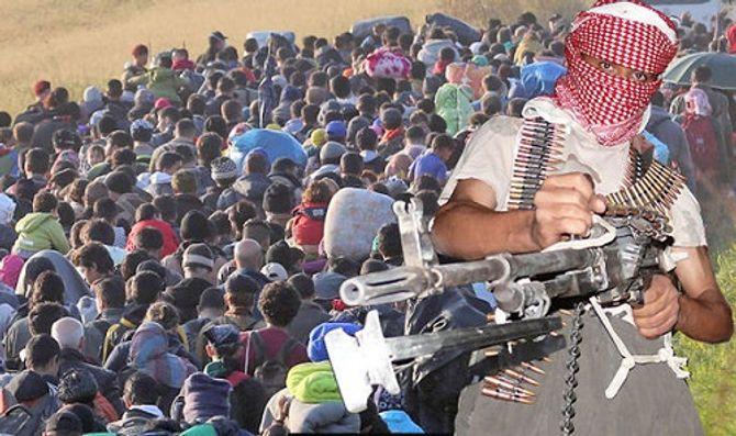 Đức cảnh báo chiến binh IS giả dạng dân di cư để vào châu Âu