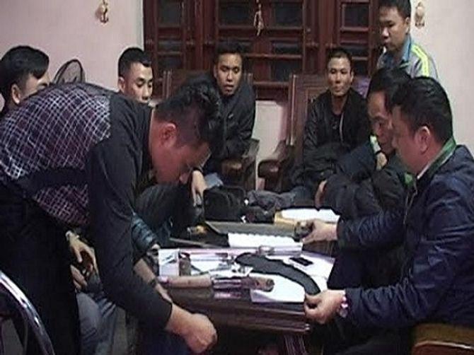 Quảng Ninh: Bắt giữ đối tượng tự chế tạo súng bán kiếm lời - Ảnh 1