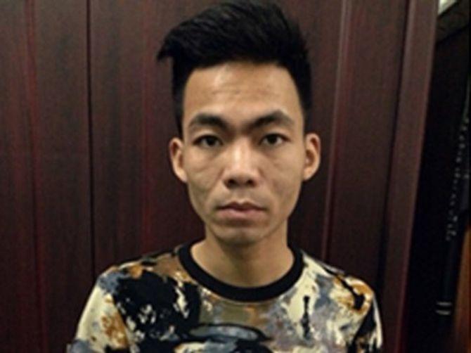 Cảnh sát bắt kẻ trốn nã có vũ khí