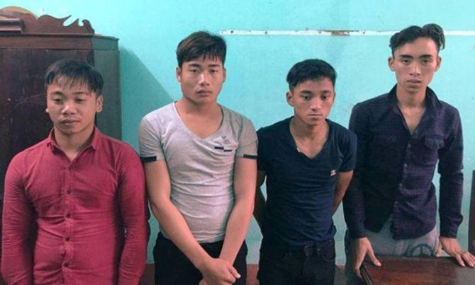 Nhóm thanh niên 9X rủ nhau đi cướp để kiếm tiền hát karaoke - Ảnh 1