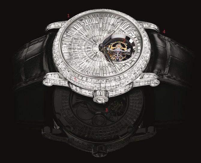 Bí mật về những thương hiệu đồng hồ đắt nhất thế giới - Ảnh 7