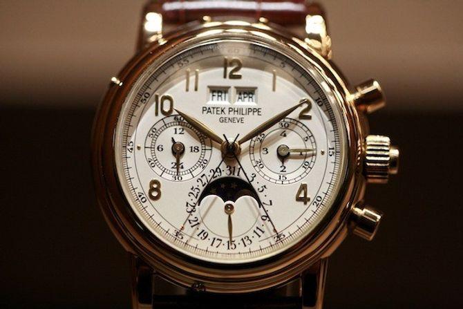Bí mật về những thương hiệu đồng hồ đắt nhất thế giới - Ảnh 9