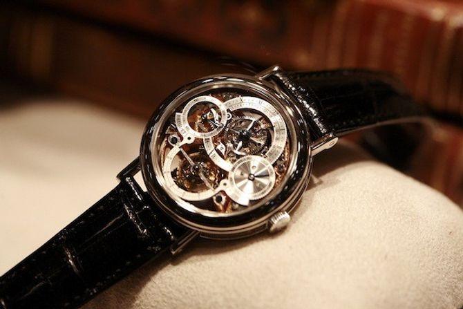 Bí mật về những thương hiệu đồng hồ đắt nhất thế giới - Ảnh 10