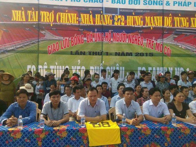 Nhiều tuyển thủ Quốc gia đồng hành cùng báo ĐSPL vì người nghèo - Ảnh 1