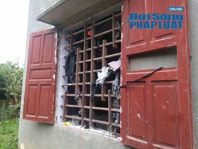 Hiện trường vụ ôm mìn tự sát gây chấn động tại Hà Tĩnh - Ảnh 8