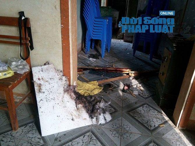 Hiện trường vụ ôm mìn tự sát gây chấn động tại Hà Tĩnh - Ảnh 6