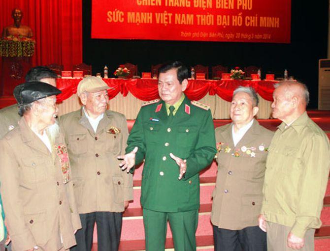 Chiến thắng Điện Biên Phủ - dấu mốc vàng trong trang sử dân tộc - Ảnh 1