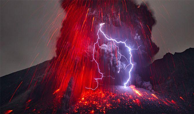 10 hiện tượng thiên nhiên kỳ lạ nhất - Ảnh 1