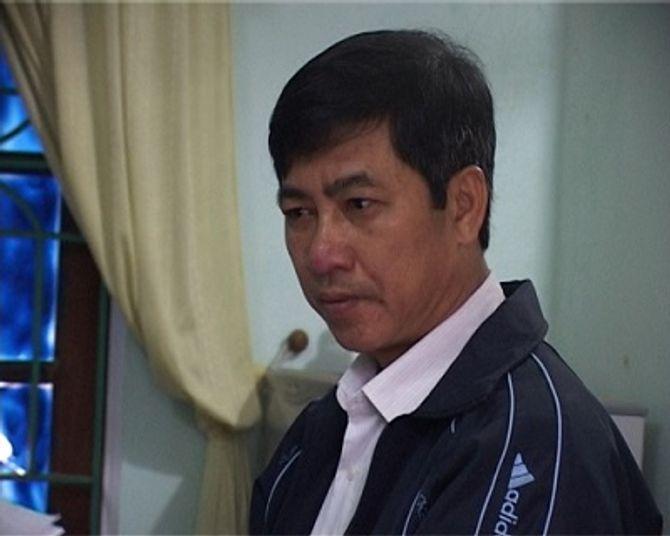 Thanh Hóa: Khởi tố, bắt tạm giam nguyên chủ tịch UBND xã - Ảnh 1