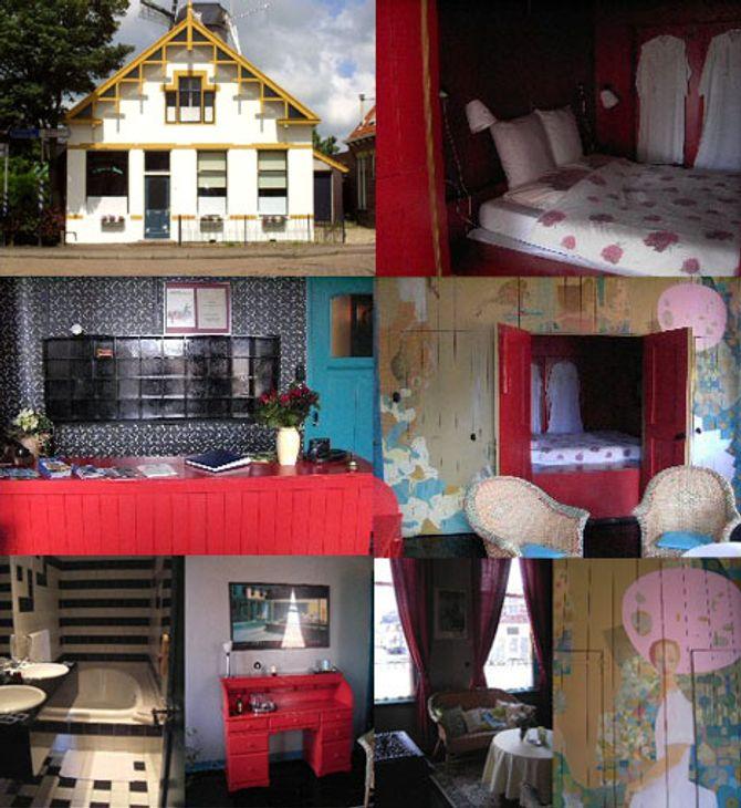 Những khách sạn nhỏ nhất thế giới - Ảnh 7