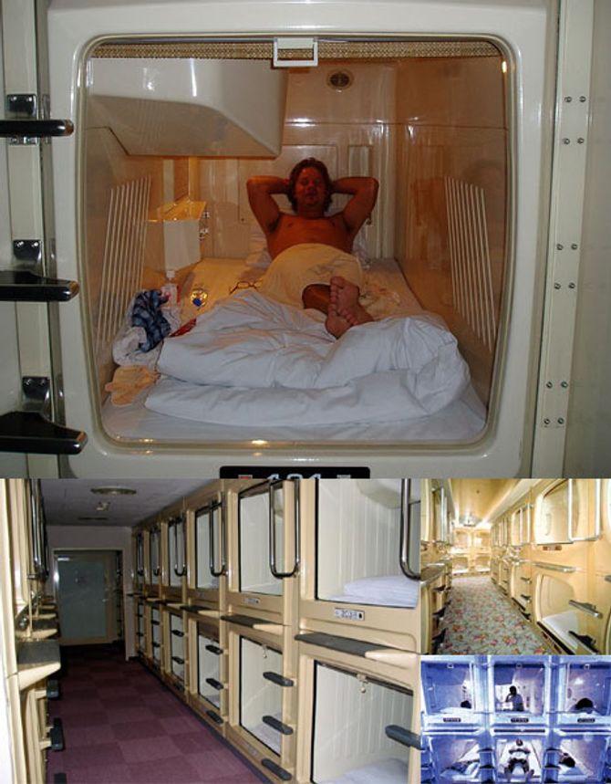 Những khách sạn nhỏ nhất thế giới - Ảnh 8