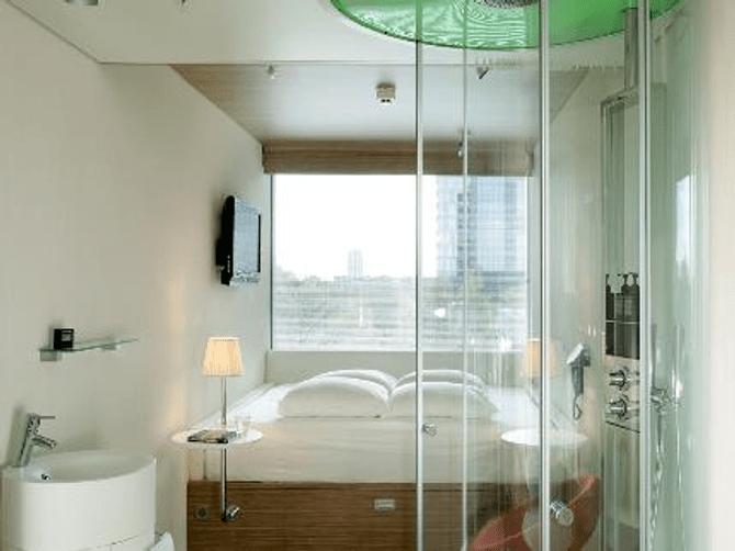 Những khách sạn nhỏ nhất thế giới - Ảnh 10