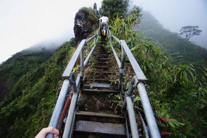 Cận cảnh những con đường nguy hiểm nhất thế giới - Ảnh 5