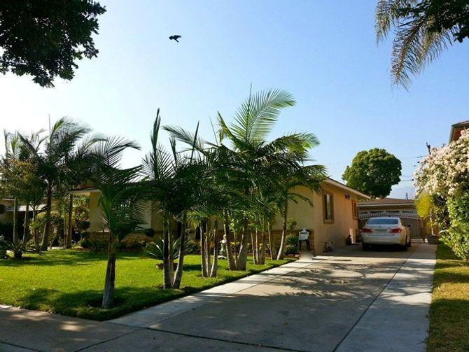 Ngắm nhà ngoại ô xinh xắn của Quang Lê ở Mỹ - Ảnh 1