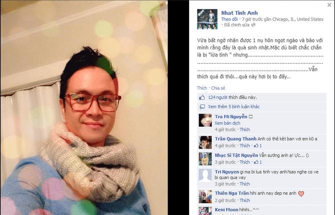 Thái Thùy Linh buồn vì Flappy Bird bị gỡ, Lâm Chi Khanh tung ảnh nude - Ảnh 7