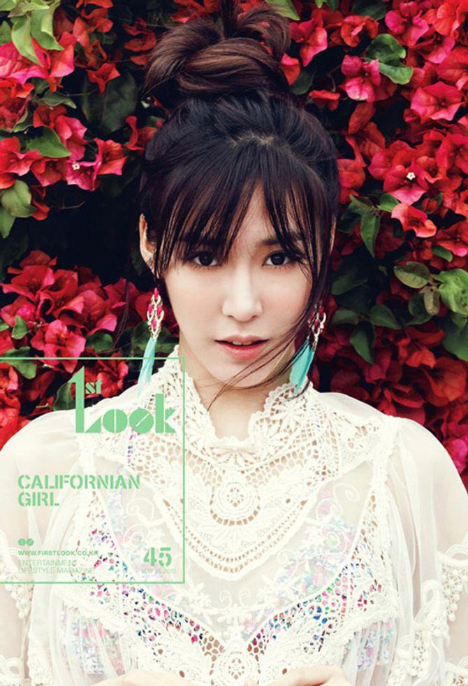 Tóc mái thưa -  xu hướng mê hoặc các quý cô Châu Á  - Ảnh 11