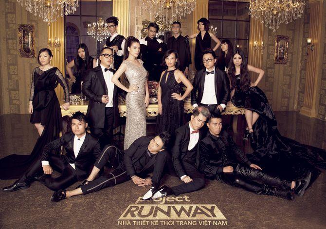 Lộ diện 12 thí sinh lọt vào ngôi nhà chung Project Runway  - Ảnh 1