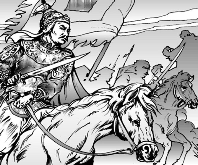 Giả thuyết mới về mộ của vua Quang Trung - Ảnh 2