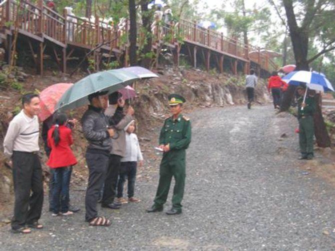 """Hình ảnh khu mộ Đại tướng Võ Nguyên Giáp trước lễ """"49 ngày"""" - Ảnh 5"""
