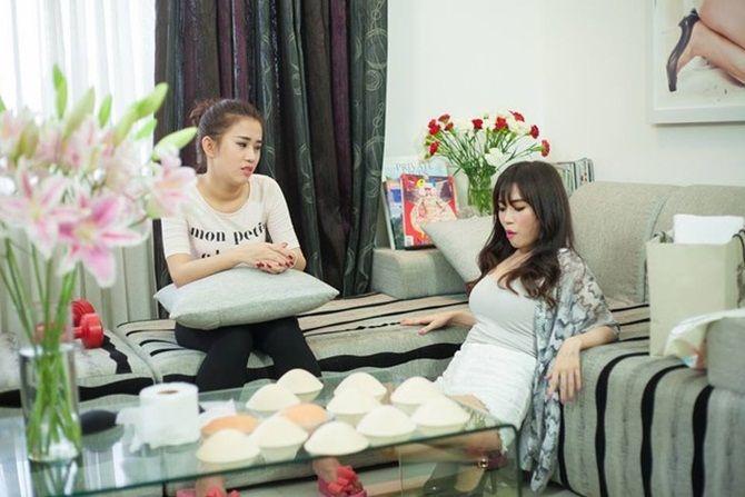 'Căn hộ số 69' tập 2 tung ảnh nóng làm quà chia tay fan - Ảnh 3