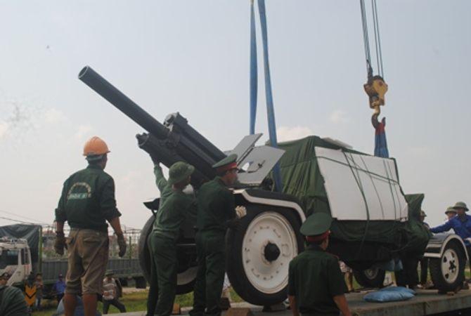 Hình ảnh đoàn xe quân sự phục vụ Lễ tang Đại tướng tại Quảng Bình - Ảnh 15