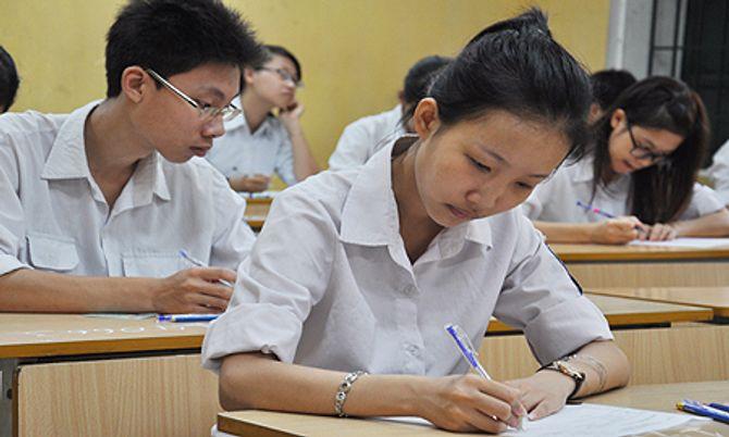 Ngoại ngữ vẫn là môn thi tốt nghiệp bắt buộc - Ảnh 1