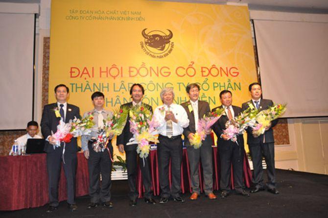 Doanh nhân tuổi Ngọ: Lê Quốc Phong với thương hiệu phân bón lớn - Ảnh 1