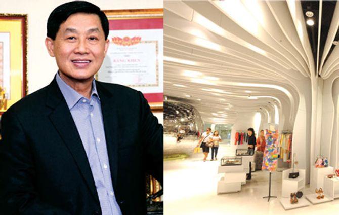 Johnathan Hạnh Nguyễn và giấc mơ thay đổi diện mạo Hà Nội